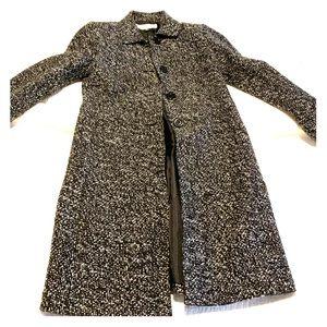 Tahari Tweed Coat